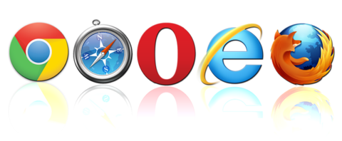 Which browser do you use most?