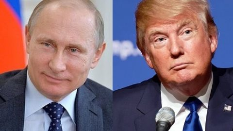 Who do you trust more, Trump or Putin?