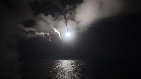 The U.S. air strike in Syria, was it right or wrong?